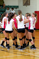 Girls' Volleyball: Mayfield vs. Holy Family