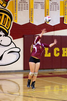Girls' Volleyball: La Canada vs. Arcadia
