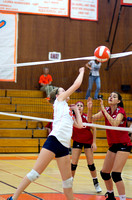 Girls' Volleyball: Poly vs. Paraclete