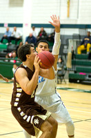 Boys' Basketball: Salesian vs. St. Francis