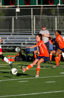 Girls' Soccer, Winter 2012-2013