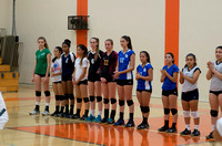 Girls' Volleyball: West San Gabriel Valley All-Star Private vs.