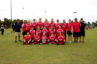 18U Platinum: All American Mizuno (Kelly Jackson)