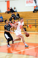 Boys' Basketball: Poly vs. Nogales