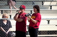 Girls' Softball: La Canada vs. San Marino