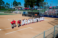14U Premier: Corona Angels (Tyson) vs. So Cal Athletics (Mercado