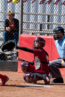 Girls' Softball: Village Christian vs. La Canada