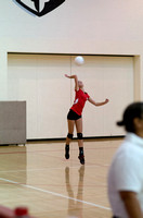 Girls' Volleyball (JV): Flintridge Sacred Heart vs. La Salle