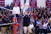 Girls' Volleyball: Flintridge Sacred Heart vs. La Salle