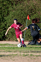 Girls' Soccer: Blair vs. La Canada