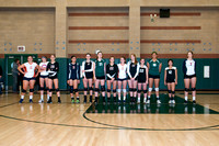 Girls' Volleyball: San Gabriel Valley All-Star Public vs. Privat
