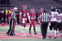 Pre-Game Handshakes and Coin Toss