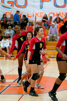 Girls' Volleyball: Poly vs. Cerritos