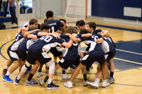 Flintridge Prep huddle