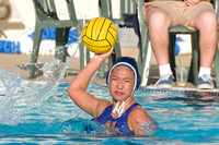 Girls' Water Polo, Winter 2011-2012