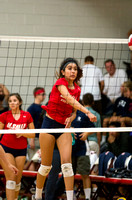 Girls' Volleyball: Mayfield vs. La Salle
